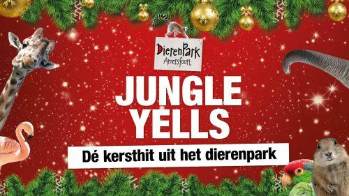 Nieuwe kerstsingle: Jungle Yells